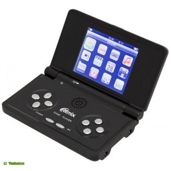Игровая приставка RITMIX RZX-30 TFT2,8,microSD,USB (600x600, 48Kb)