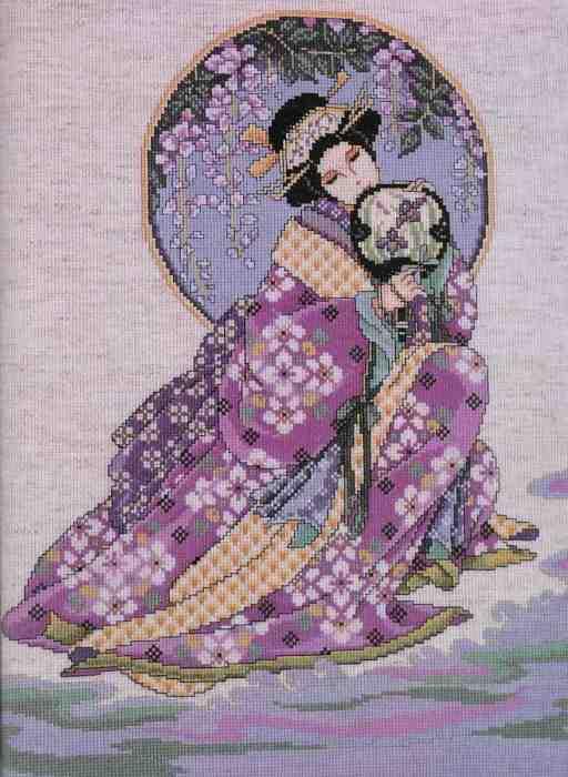 Гейша (серия Oriental Odyssey)