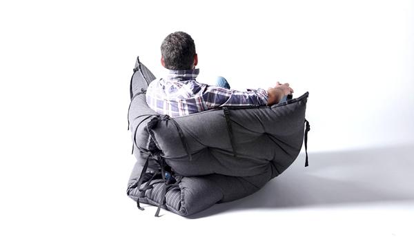 креативная дизайнерская мебель Ted Bed 2 (600x344, 66Kb)
