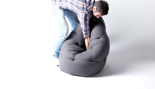 креативная дизайнерская мебель Ted Bed 6 (600x344, 78Kb)