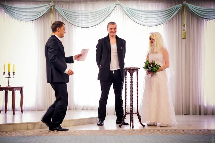 смешная свадьба фото 4 (700x466, 199Kb)
