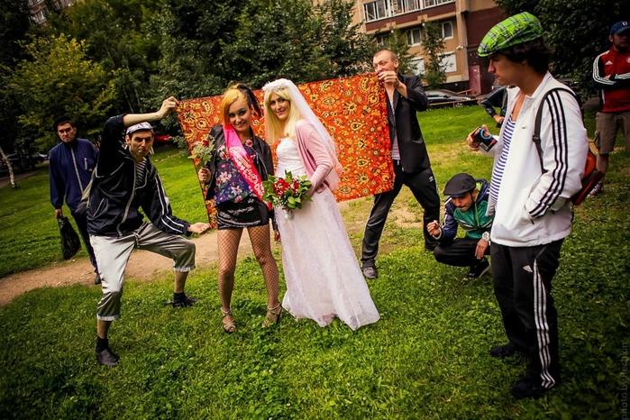 смешная свадьба фото 11 (700x466, 341Kb)