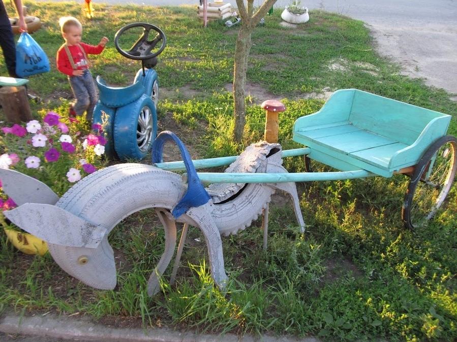 Мастер классы на детских площадках