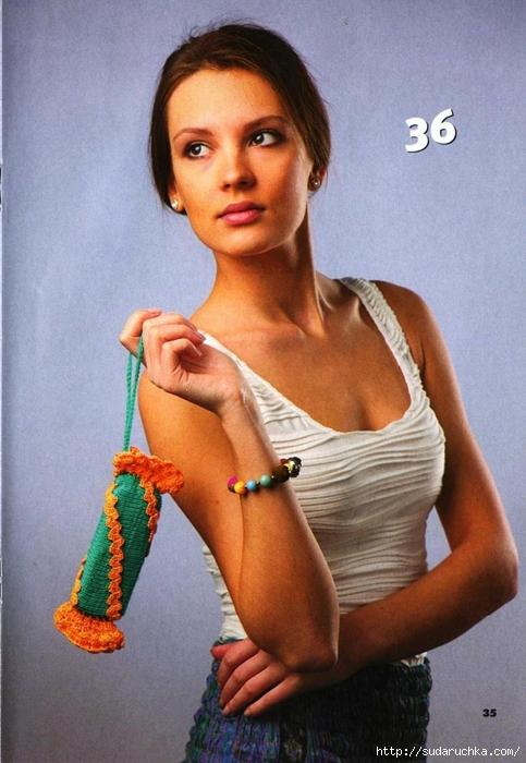 Вязаная копилка №4 2013. Модные сумки спицами и крючком_18 (483x700, 268Kb)