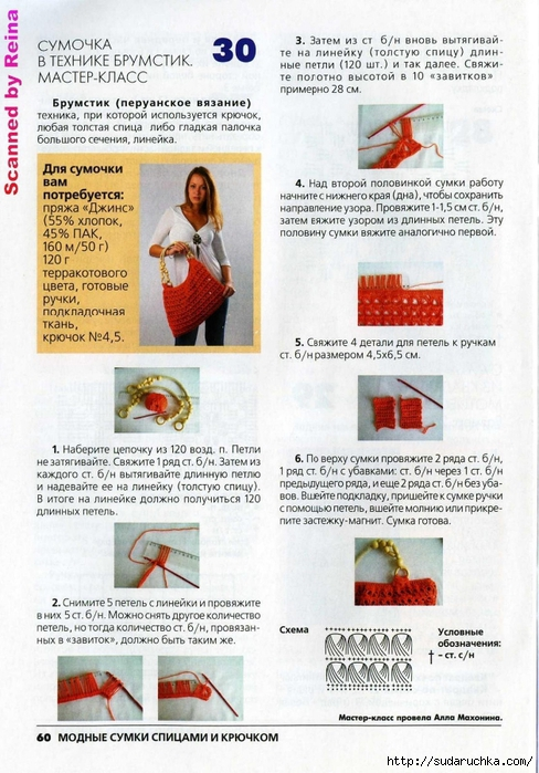 Вязаная копилка №4 2013. Модные сумки спицами и крючком_31 - копия (488x700, 294Kb)