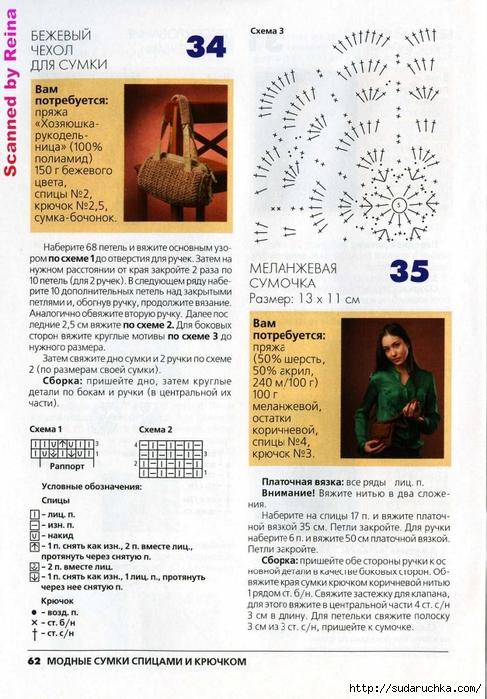Вязаная копилка №4 2013. Модные сумки спицами и крючком_32 - копия (487x700, 301Kb)