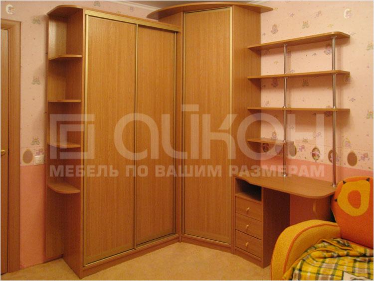 Мебель под заказ, шкафы-купе, кухни, спальни, комоды, компью.