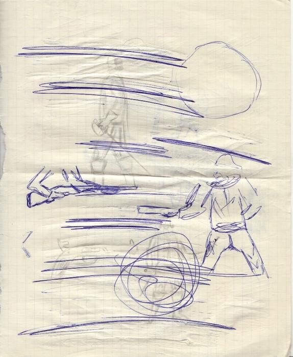 из Чакры рисунок (574x700, 296Kb)