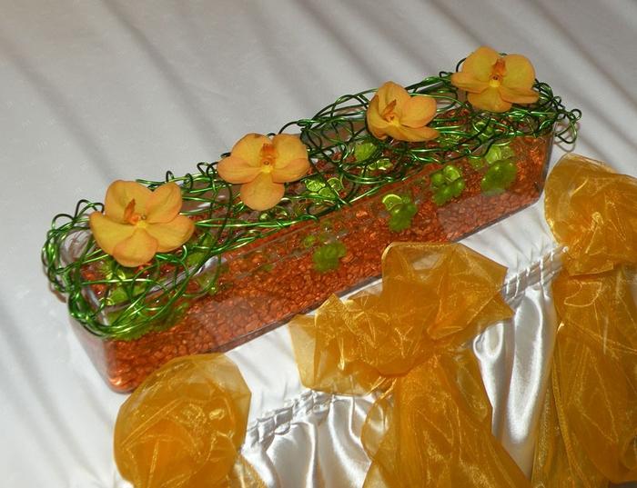 Флористический декор. Очень красивые идеи! (5) (700x537, 285Kb)