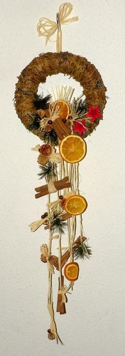 Флористический декор. Очень красивые идеи! (15) (246x700, 136Kb)