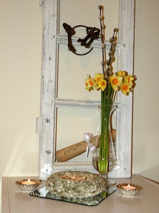 Флористический декор. Очень красивые идеи! (18) (525x700, 225Kb)