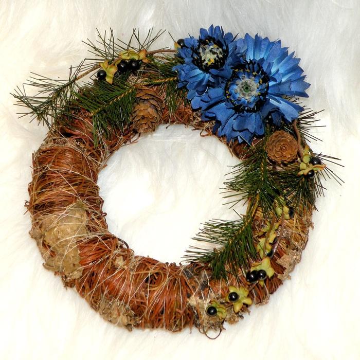 Флористический декор. Очень красивые идеи! (24) (700x700, 389Kb)