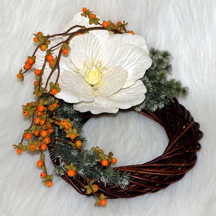 Флористический декор. Очень красивые идеи! (29) (700x700, 392Kb)
