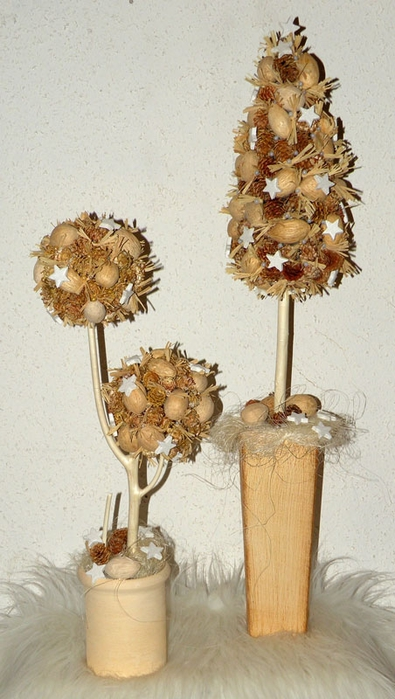 Флористический декор. Очень красивые идеи! (44) (395x700, 215Kb)