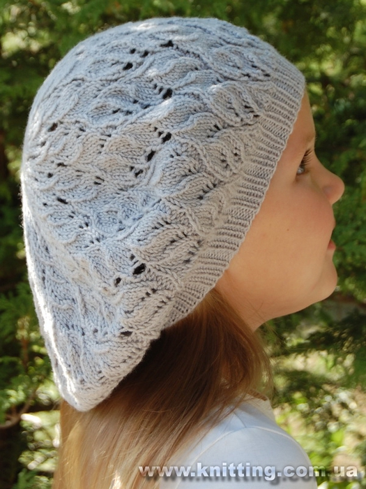 olga_grey_lace_beret_3 (525x700, 282Kb)
