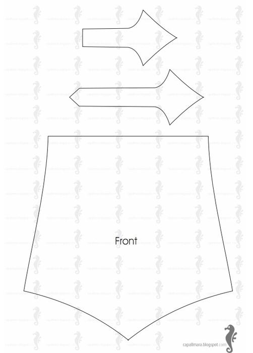 Как сшить поясную сумку. Выкройка и мастер-класс (2) (502x700, 95Kb)
