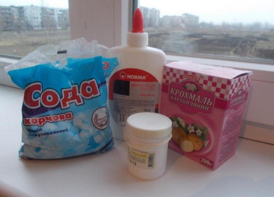 Как сделать холодный фарфор рецепты
