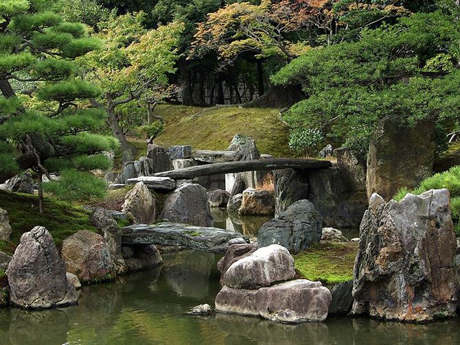 Японский замок Нидзё фото 6 (670x503, 580Kb)