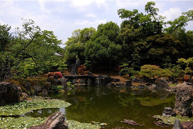 Японский замок Нидзё фото 13 (670x451, 495Kb)