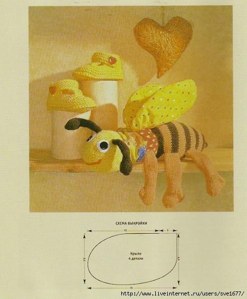 пчелка (493x596, 225Kb)