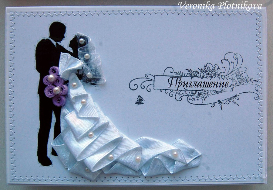 Идей для свадебных открыток 707