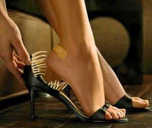 Как Разносить Новую Обувь Туфли