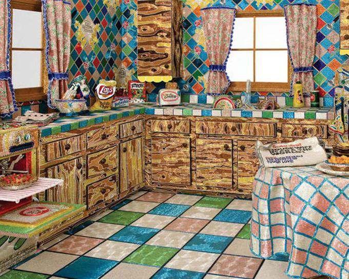 кухня из бисера фото 8 (680x544, 330Kb)