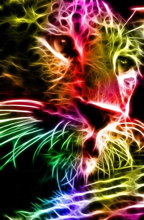 электрические картины животных 9 (458x700, 256Kb)