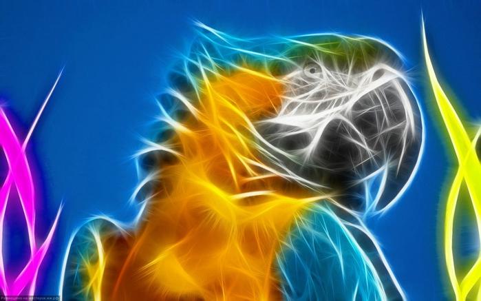 электрические картины животных 16 (700x437, 214Kb)