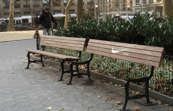скамейка найк фото (604x388, 176Kb)