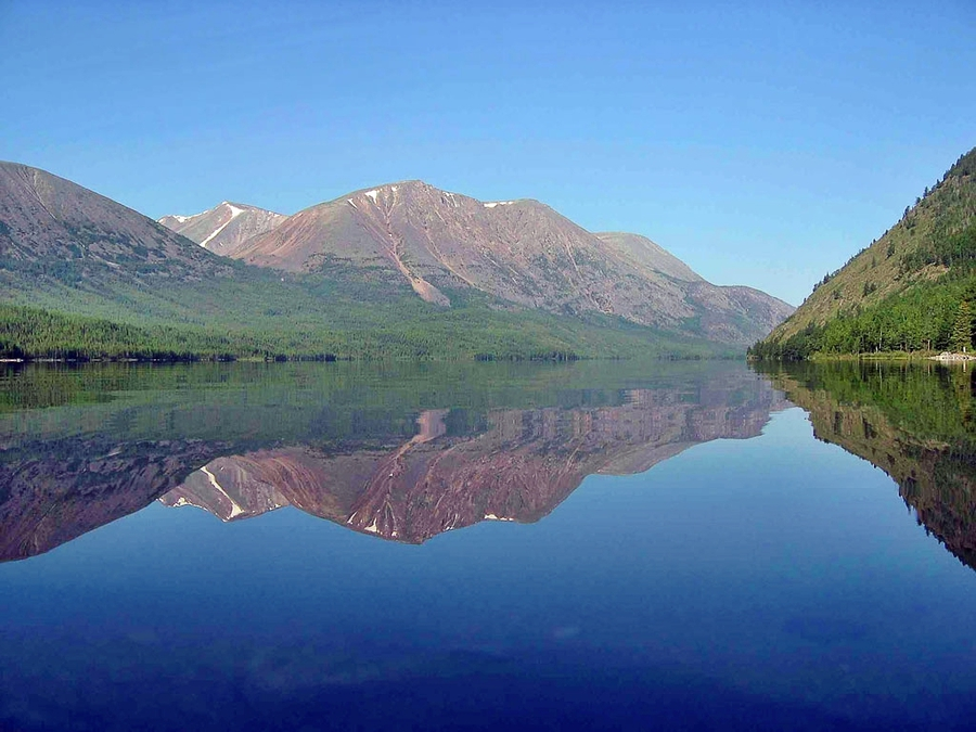 Где озеро байкал