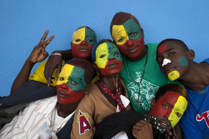 карнавал цветов на гаити фото 10 (700x466, 231Kb)