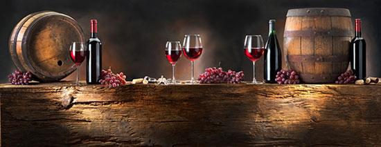 curso-de-enologia11 (800x213, 101Kb) Натюрморты с бокалом вина