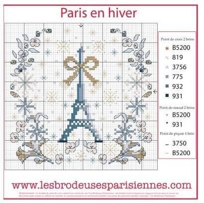 Часть 20 - Винтажный Париж,