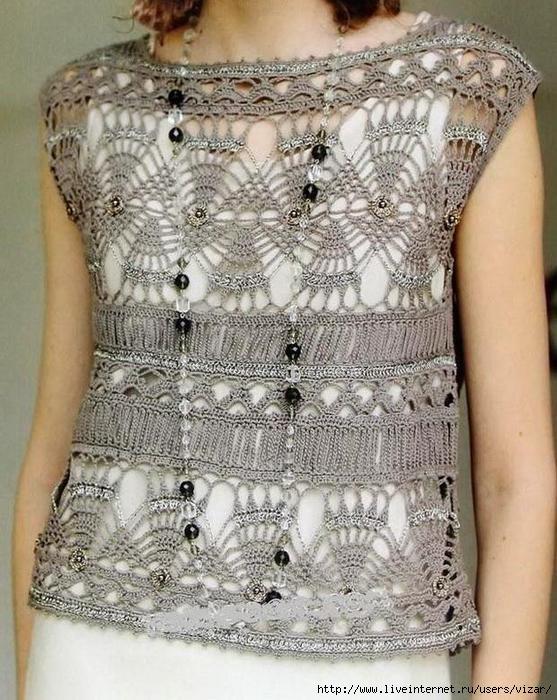 crochet-sweater-pattern-Women 1 (557x700, 247Kb)