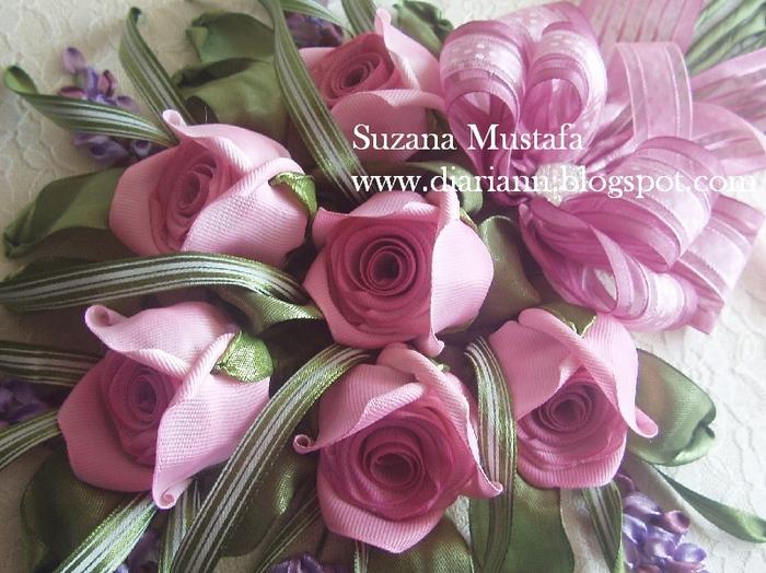 розы. объемная вышивка лентами (15) (700x524, 311Kb)