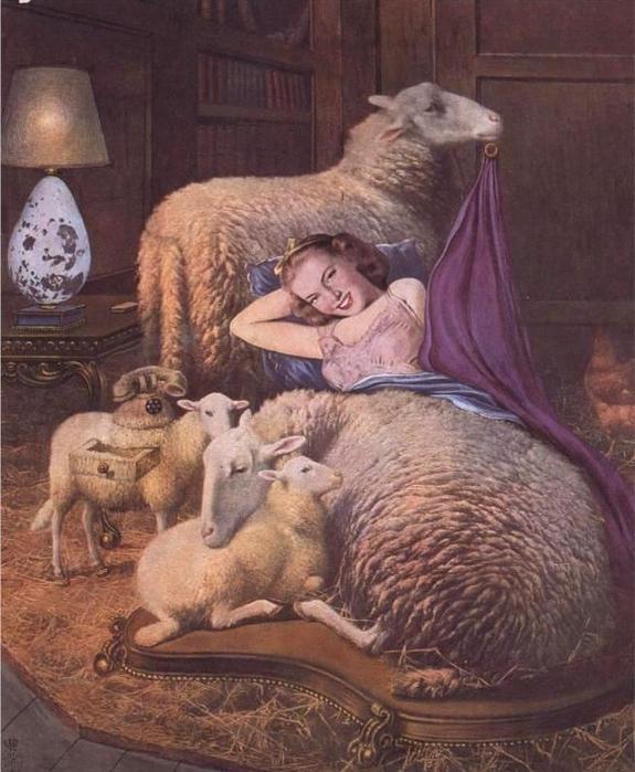 reclining-girl-in-sheep.jpg!HalfHD (575x700, 280Kb)