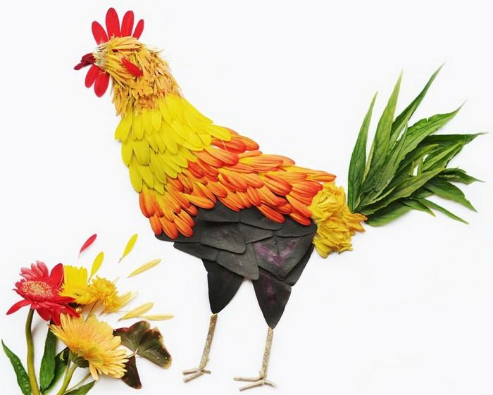 red-hong-yi-flower-bird-6 (700x561, 70Kb)