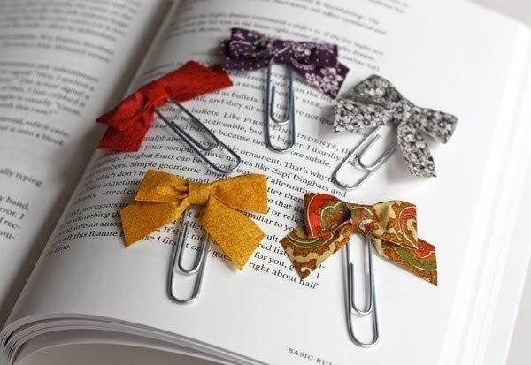 Как делать закладку для книги