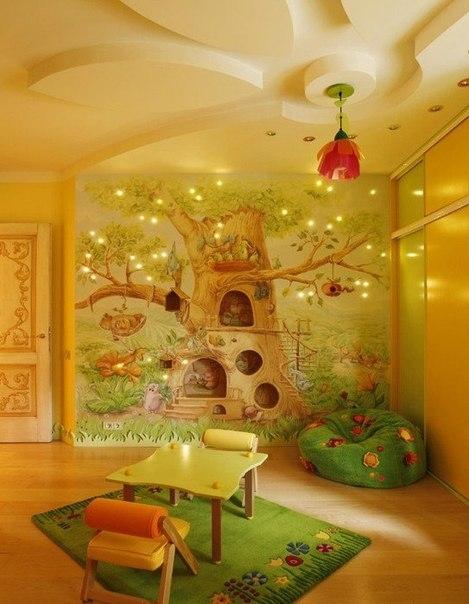 Создать сенсорную комнату