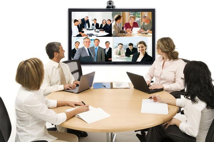 Videoconferencing (700x466, 99Kb)