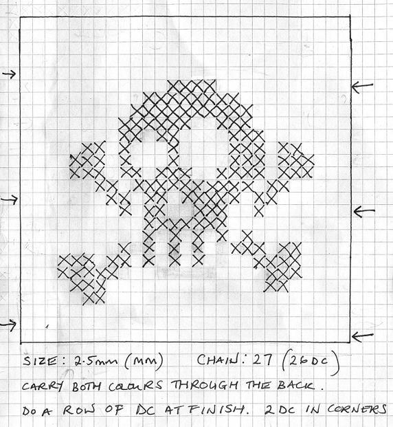 Схемы вязания - Sheru. схему
