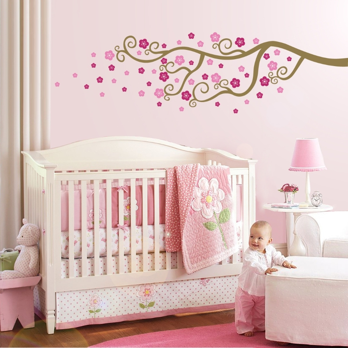 Cute-Pink-Wall-Decorations-for-Baby-Bedrooms (700x700, 283Kb)