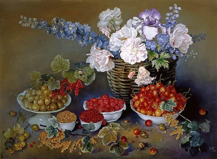 Натюрморты с ягодами! (800x513, 368Kb)