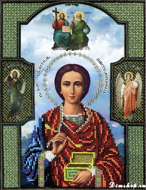 Св. Пантелеймон жил во времена