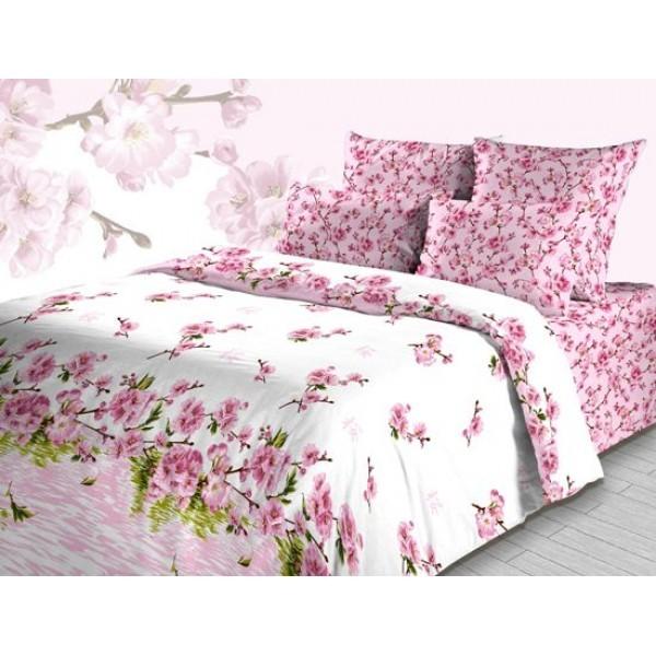 Комплект постельного белья 2,0 спальный Василиса Цветение персика 3420 (600x600, 83Kb)