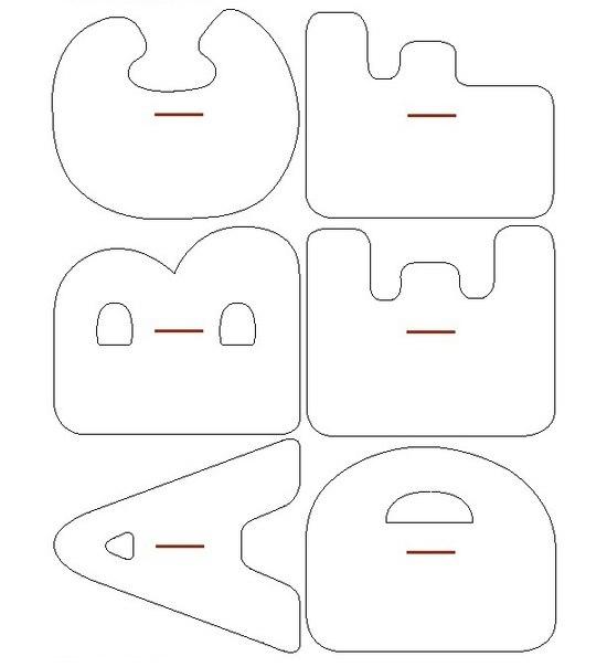 Мягкие буквы своими руками схемы шаблоны 81