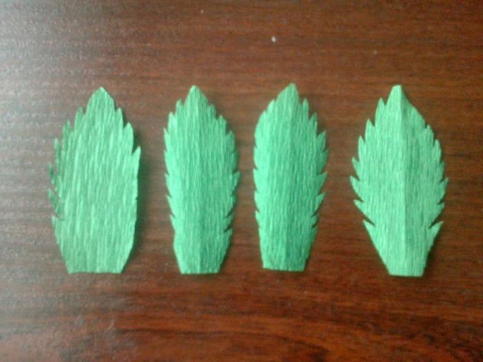 Цветы из гофрированной бумаги. Несколько мастер-классов (29) (700x525, 267Kb)
