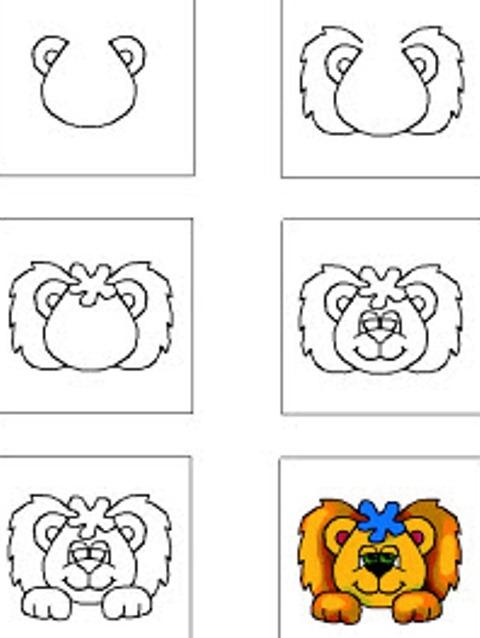 desenhando animais divertido (15) (480x638, 103Kb)