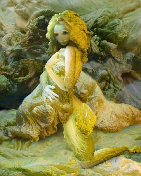 овощные картины Ю Дуоки 4 (560x700, 421Kb)